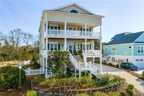 Photo of 10205 Corree Cove Drive, Emerald Isle, NC 28594 (MLS # 100211312)