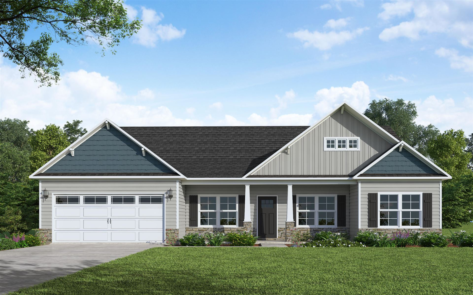 Photo for 105 Evergreen Forest Drive #273, Sneads Ferry, NC 28460 (MLS # 100269312)
