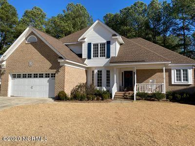 Photo of 2304 Autumn Chase Court, Greenville, NC 27858 (MLS # 100212313)