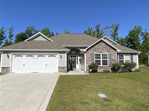 Photo of 813 Solomon Drive, Jacksonville, NC 28546 (MLS # 100271313)
