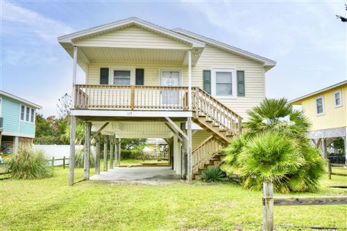 Photo of 117 Seagull Drive, Holden Beach, NC 28462 (MLS # 100206314)