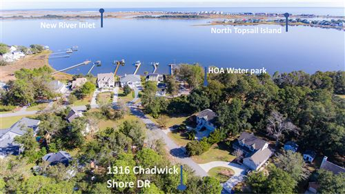 Photo of 1316 Chadwick Shores Drive, Sneads Ferry, NC 28460 (MLS # 100244315)