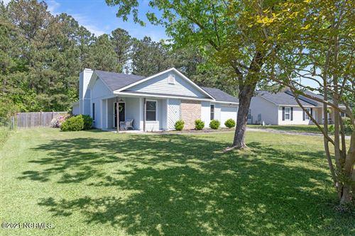 Photo of 119 Hunting Green Drive, Jacksonville, NC 28546 (MLS # 100271315)