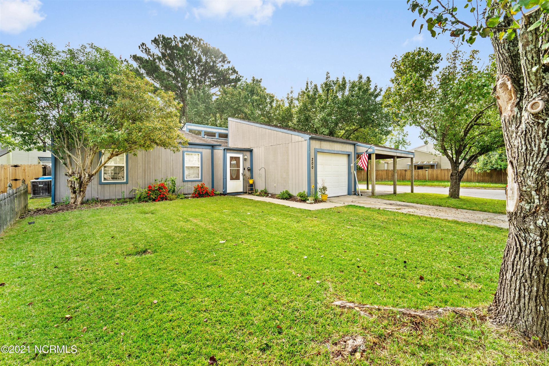 Photo of 200 W Saltwood Place, Jacksonville, NC 28540 (MLS # 100296315)