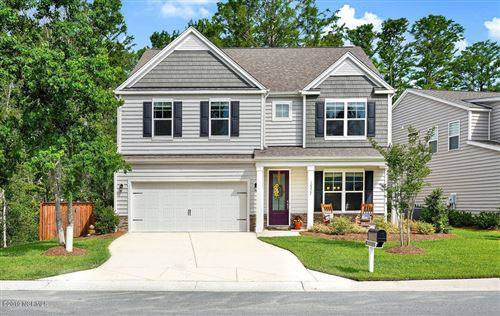 Photo of 10222 Hawkeswater Boulevard, Leland, NC 28451 (MLS # 100168316)