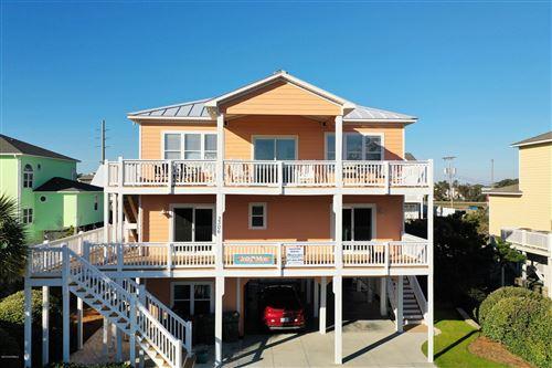 Photo of 3306 Ocean Drive, Emerald Isle, NC 28594 (MLS # 100197316)