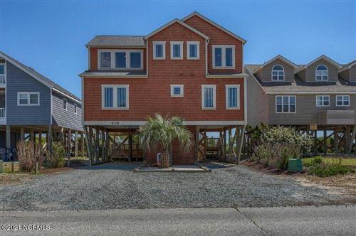 Photo of 639 Ocean Boulevard W, Holden Beach, NC 28462 (MLS # 100282316)