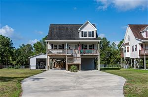 Photo of 332 Chadwick Acres Road, Sneads Ferry, NC 28460 (MLS # 100180317)