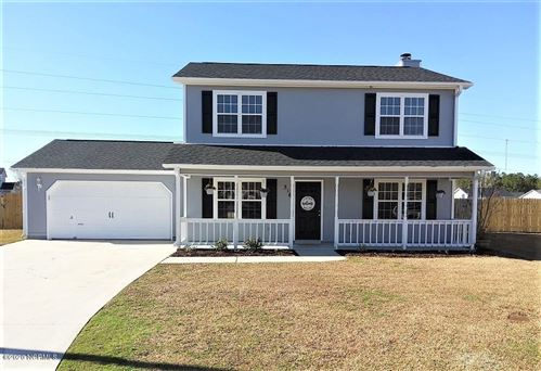 Photo of 316 Rack Lane, Hubert, NC 28539 (MLS # 100198317)