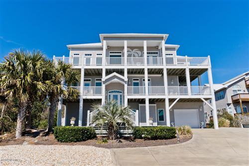 Photo of 6414 Ocean Drive, Emerald Isle, NC 28594 (MLS # 100207317)