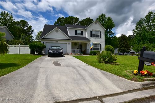Photo of 300 Softwood Court, Jacksonville, NC 28540 (MLS # 100223317)