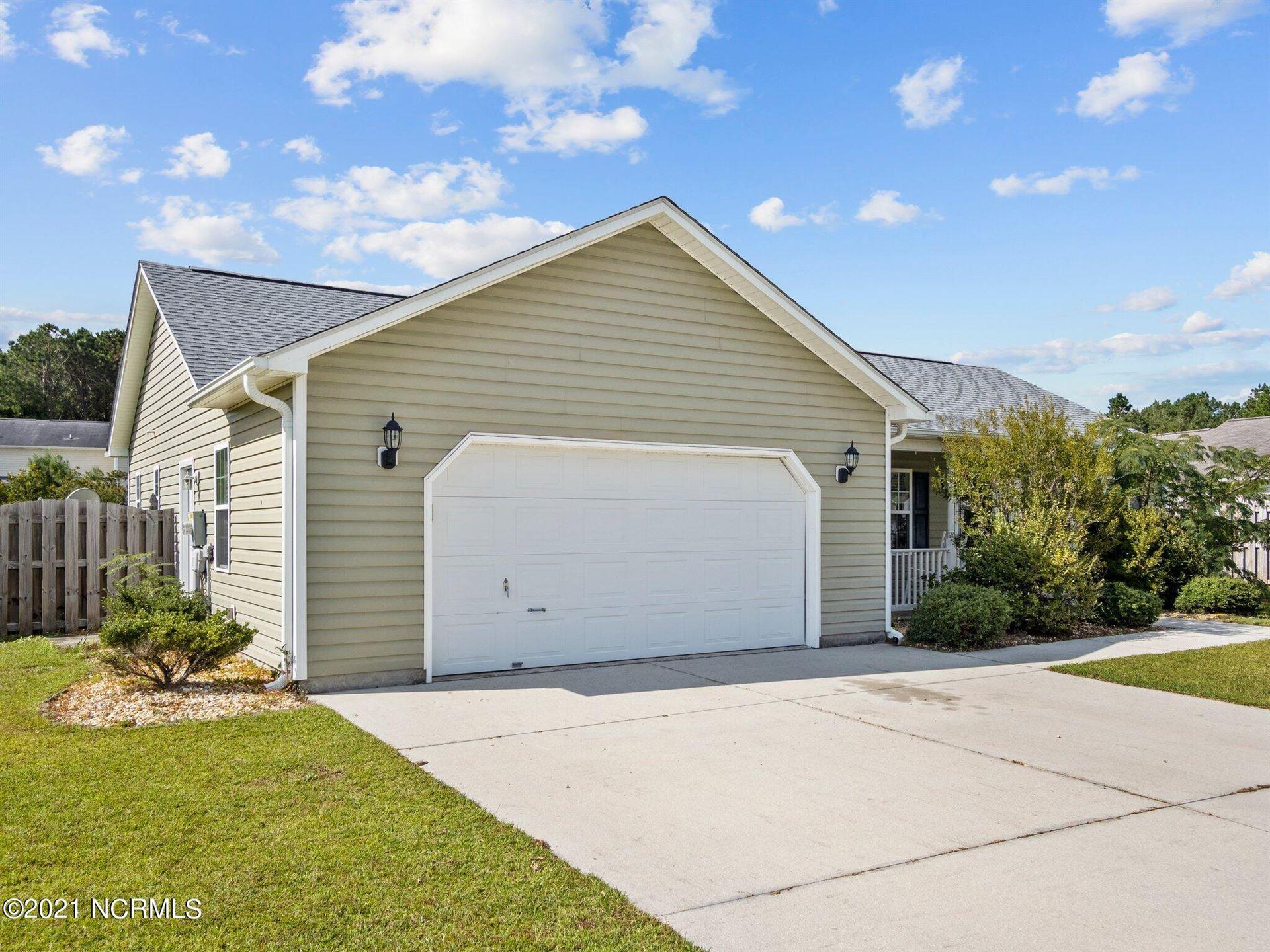 Photo of 314 Top Knot Road, Hubert, NC 28539 (MLS # 100295317)