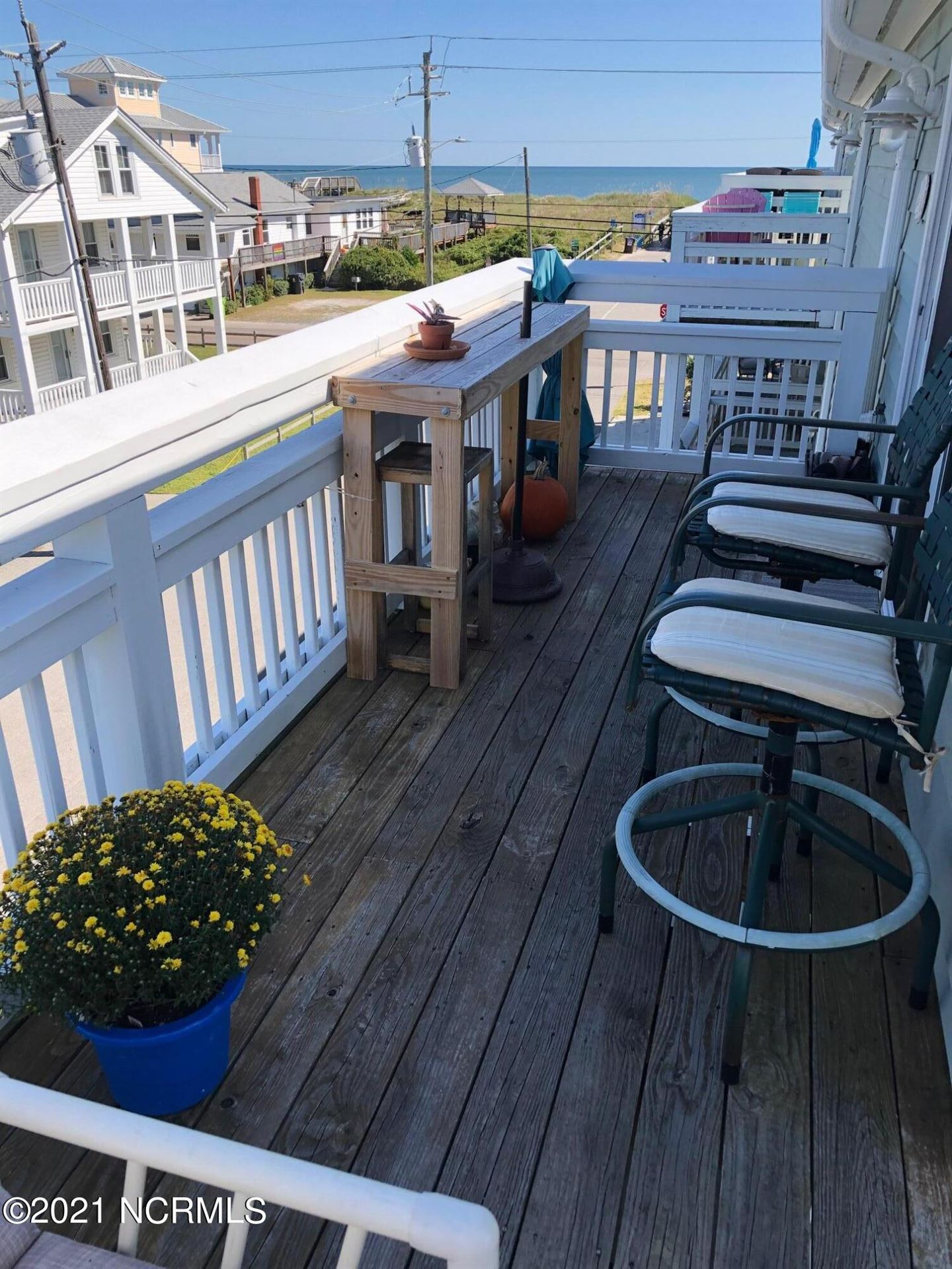 Photo of 101 Seahorse Lane #Unit B3, Carolina Beach, NC 28428 (MLS # 100296317)