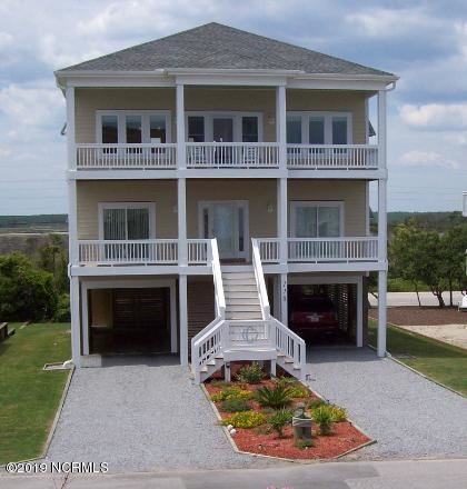 Photo of 110 S Permuda Wynd Island Dr, North Topsail Beach, NC 28460 (MLS # 100173318)