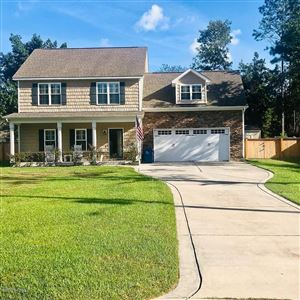 Photo of 442 Chadwick Shores Drive, Sneads Ferry, NC 28460 (MLS # 100184318)
