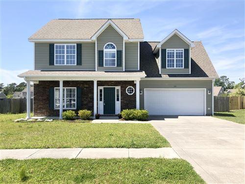 Photo of 121 Moonstone Court, Jacksonville, NC 28546 (MLS # 100213318)