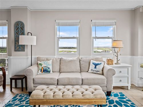 Tiny photo for 2000 New River Inlet Road #1414, North Topsail Beach, NC 28460 (MLS # 100285318)