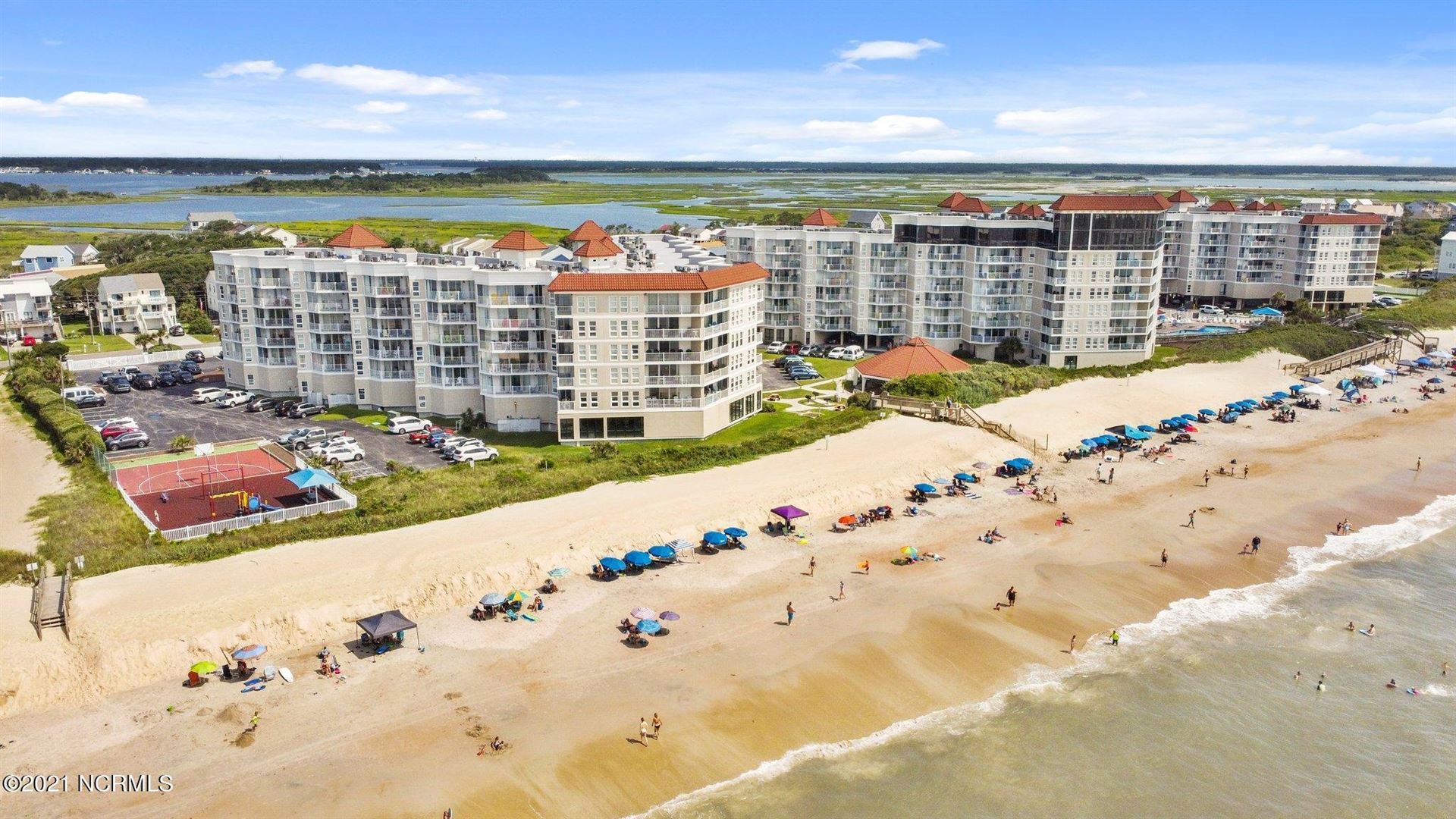 Photo of 2000 New River Inlet Road #1414, North Topsail Beach, NC 28460 (MLS # 100285318)