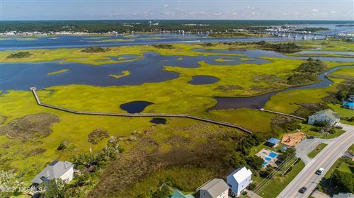 Tiny photo for 825 S Topsail Drive, Surf City, NC 28445 (MLS # 100285319)