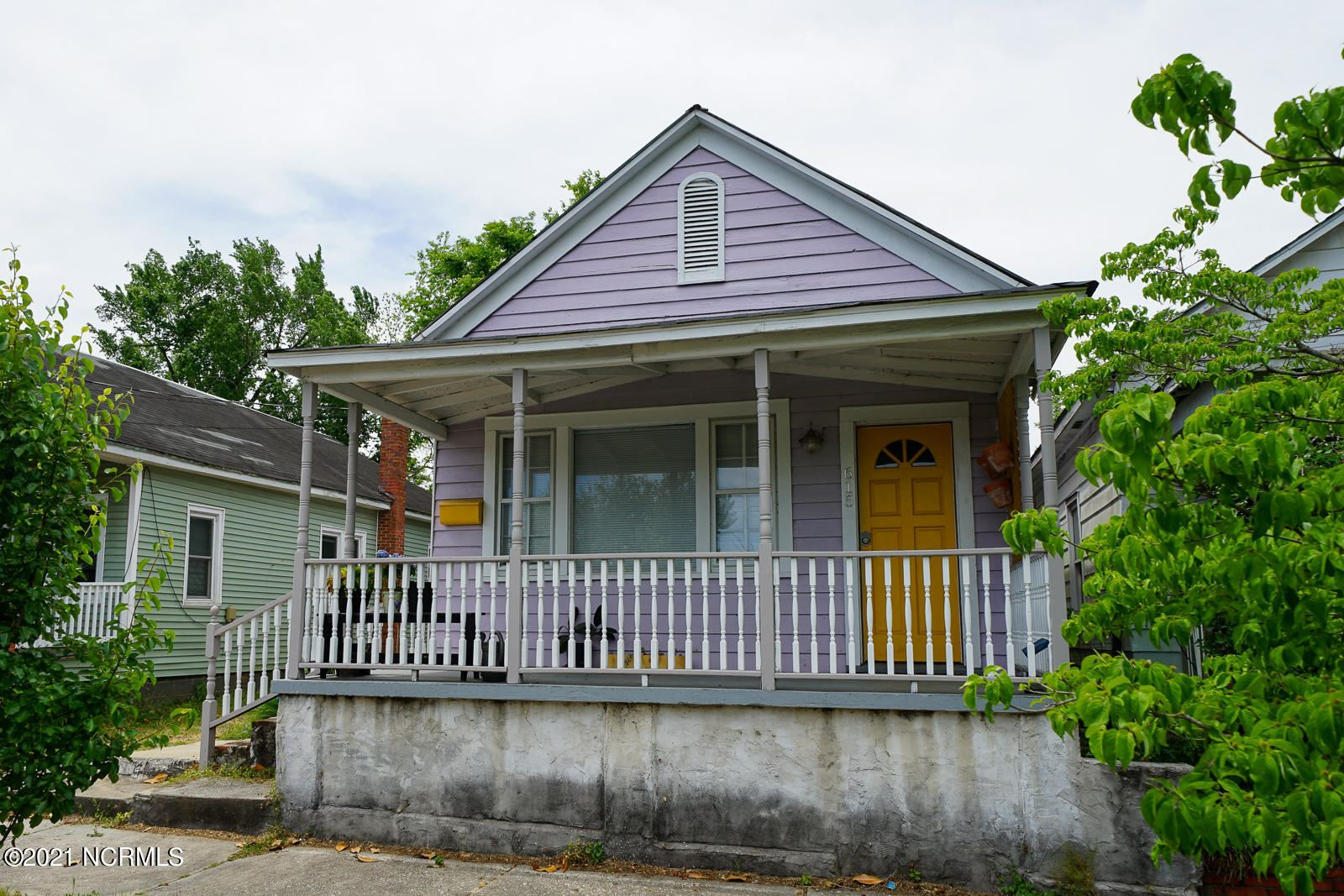 Photo for 615 N 10th Street, Wilmington, NC 28401 (MLS # 100266319)