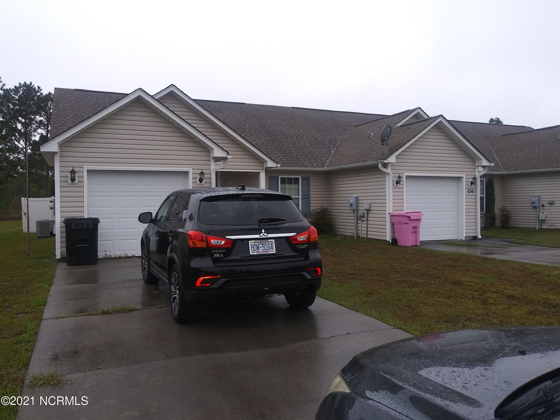 Photo of 196 Pine Hollow Road, Holly Ridge, NC 28445 (MLS # 100296320)