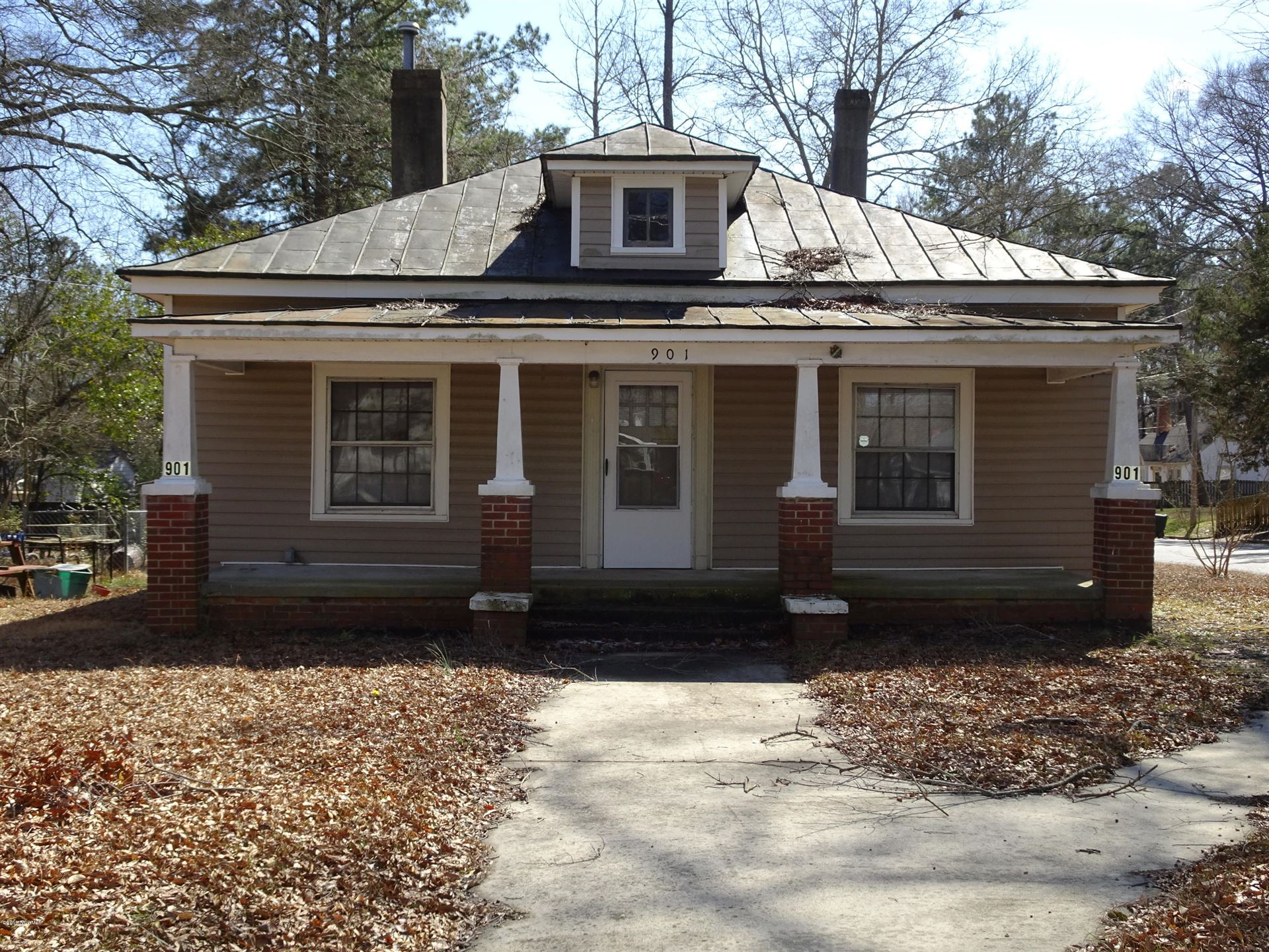 Photo for 901 Lancaster Street, Rocky Mount, NC 27801 (MLS # 100105321)