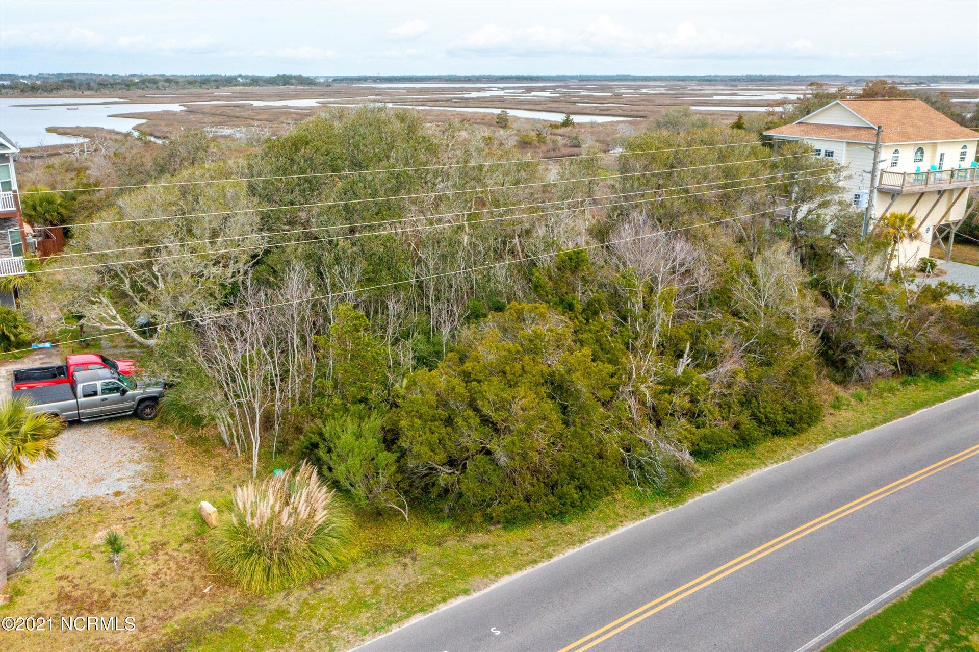 Photo of 2057 New River Inlet Road, North Topsail Beach, NC 28460 (MLS # 100263321)