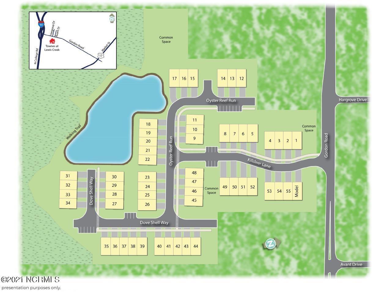 Photo of 1546 Dove Shell Way #Unit 44, Wilmington, NC 28411 (MLS # 100294321)