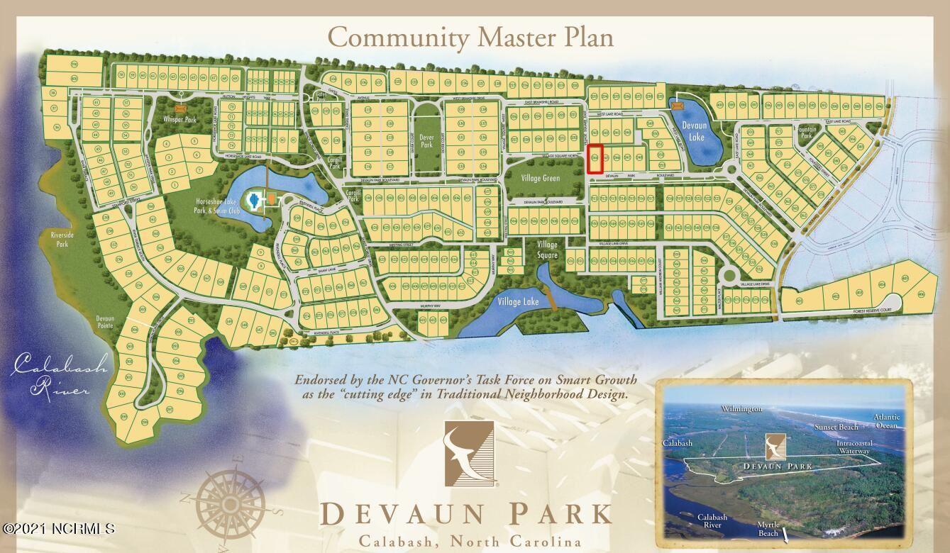 Photo of 9150 Devaun Park Boulevard, Calabash, NC 28467 (MLS # 100295322)