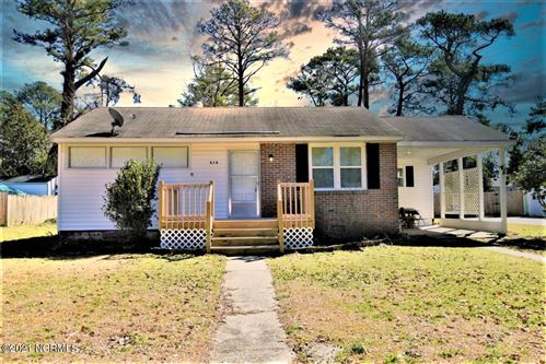 Photo of 514 Nelson Drive, Jacksonville, NC 28540 (MLS # 100258323)