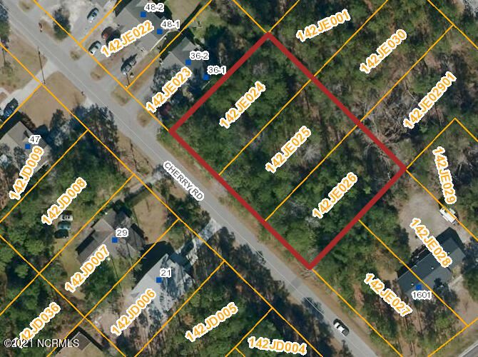 Photo of Lots 3-5 Cherry Road, Boiling Spring Lakes, NC 28461 (MLS # 100286323)