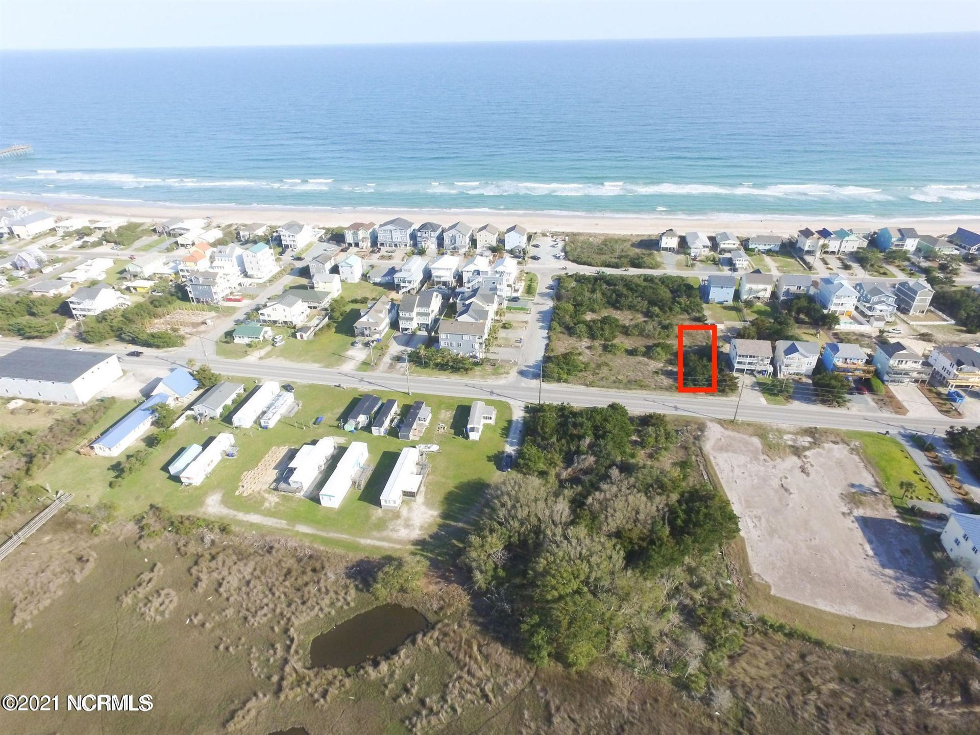 Photo of 608 S Topsail Drive, Surf City, NC 28445 (MLS # 100283325)