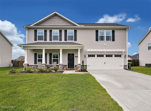 Photo of 133 Mittams Point Drive, Jacksonville, NC 28546 (MLS # 100223326)