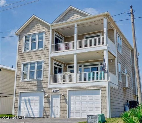 Photo of 2819 S Shore Drive, Surf City, NC 28445 (MLS # 100291326)