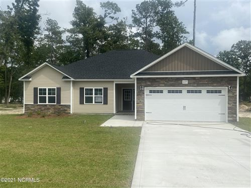 Photo of 227 Westfield Drive, Richlands, NC 28574 (MLS # 100256327)