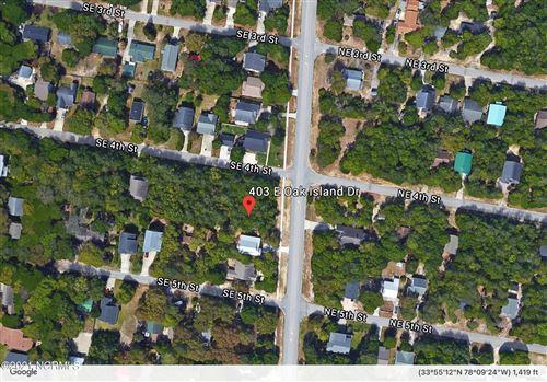 Photo of 403 E Oak Island Drive, Oak Island, NC 28465 (MLS # 100253328)