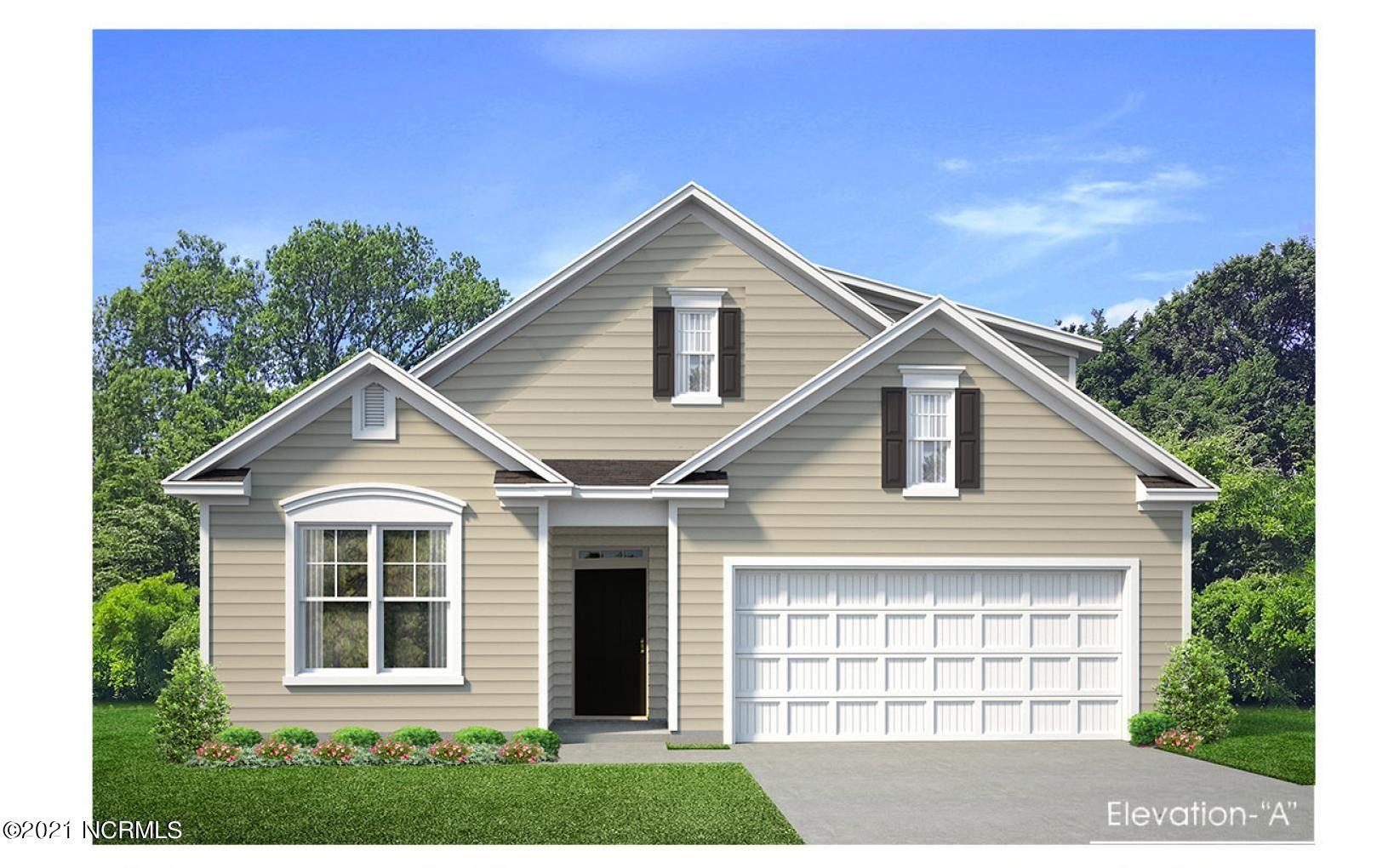 Photo for 205 Saint Earl Lane #Lot 18, Wilmington, NC 28411 (MLS # 100262329)