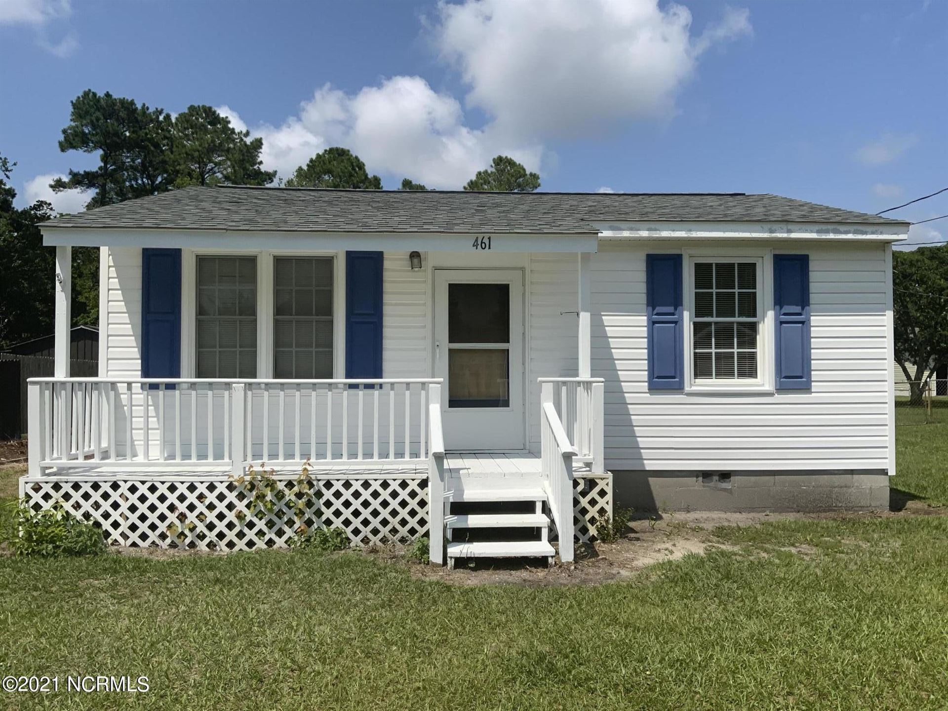Photo for 461 Old Folkstone Road, Holly Ridge, NC 28445 (MLS # 100285329)