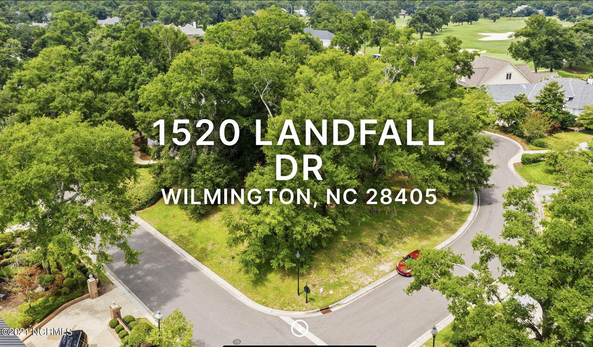 Photo for 1520 Landfall Drive Drive, Wilmington, NC 28405 (MLS # 100287329)