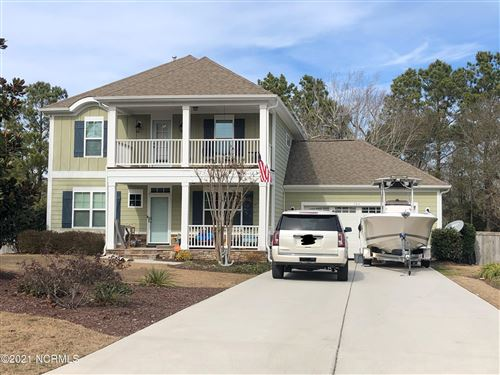 Photo of 304 Marsh Island Drive, Cedar Point, NC 28584 (MLS # 100255330)