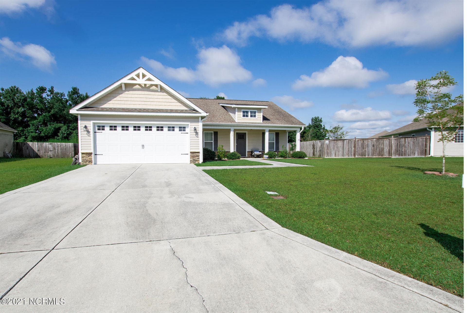 Photo of 833 Solomon Drive, Jacksonville, NC 28546 (MLS # 100287330)