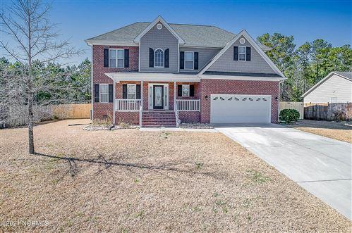 Photo of 203 Savannah Drive, Jacksonville, NC 28546 (MLS # 100258331)