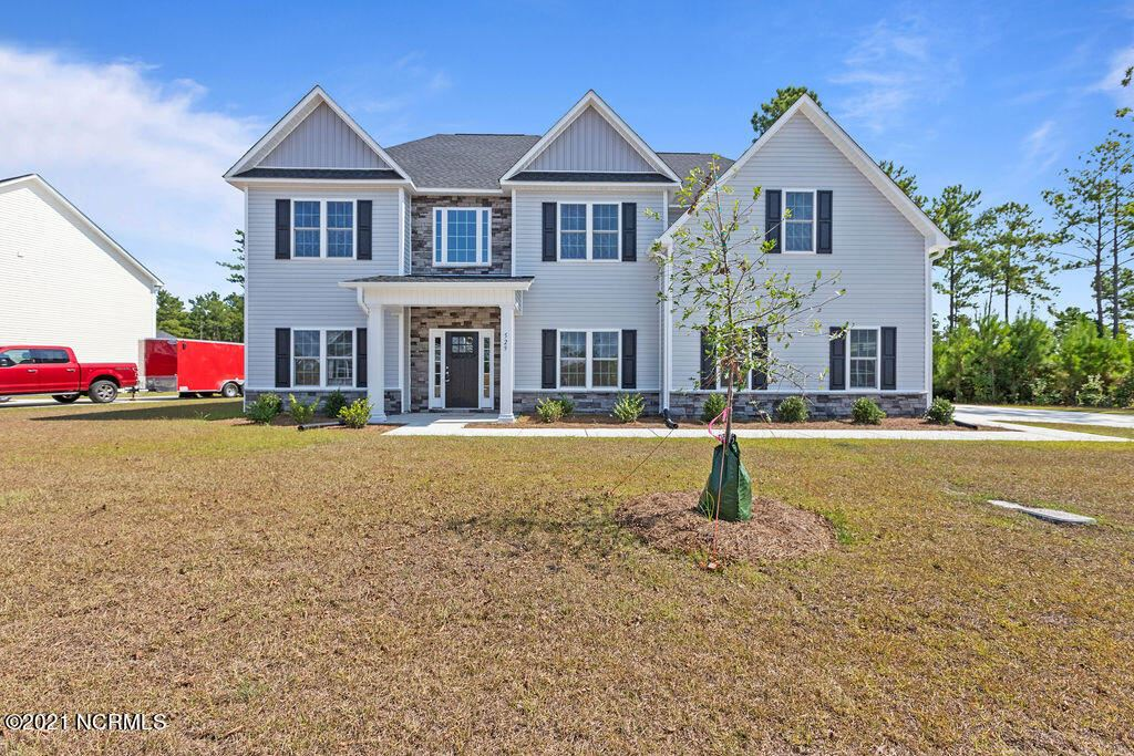 Photo for 529 Transom Way, Sneads Ferry, NC 28460 (MLS # 100248331)