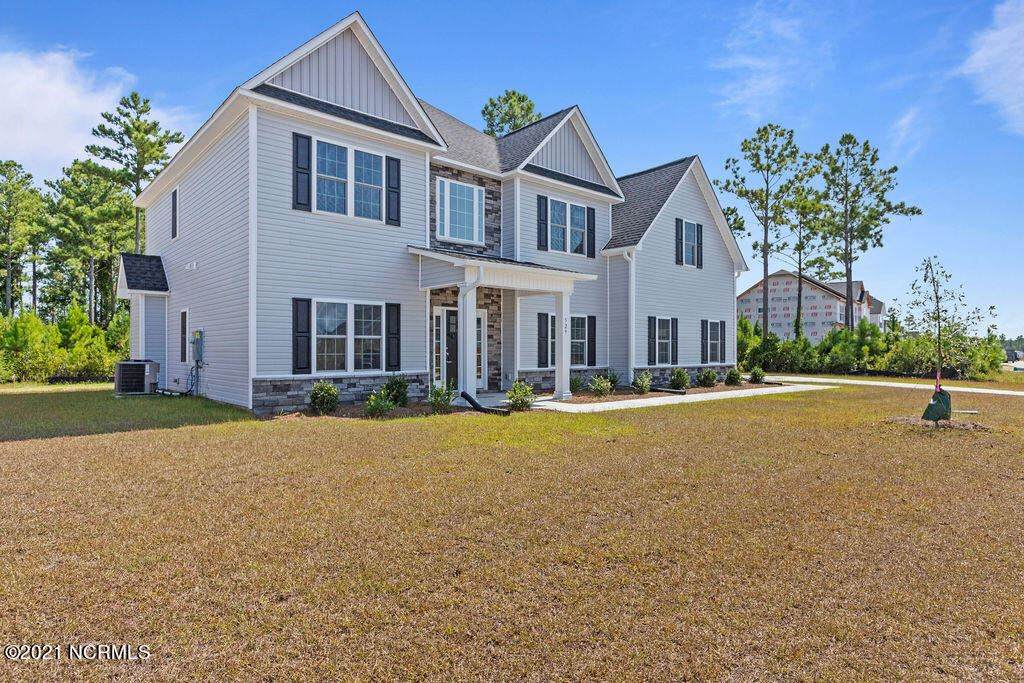 Photo of 529 Transom Way, Sneads Ferry, NC 28460 (MLS # 100248331)