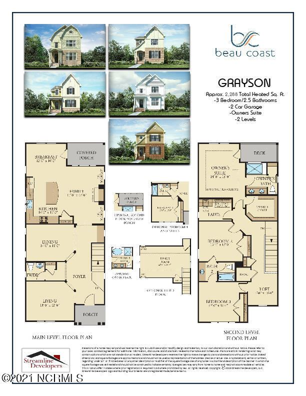 Photo of 411 Goldeneye Court, Beaufort, NC 28516 (MLS # 100290331)