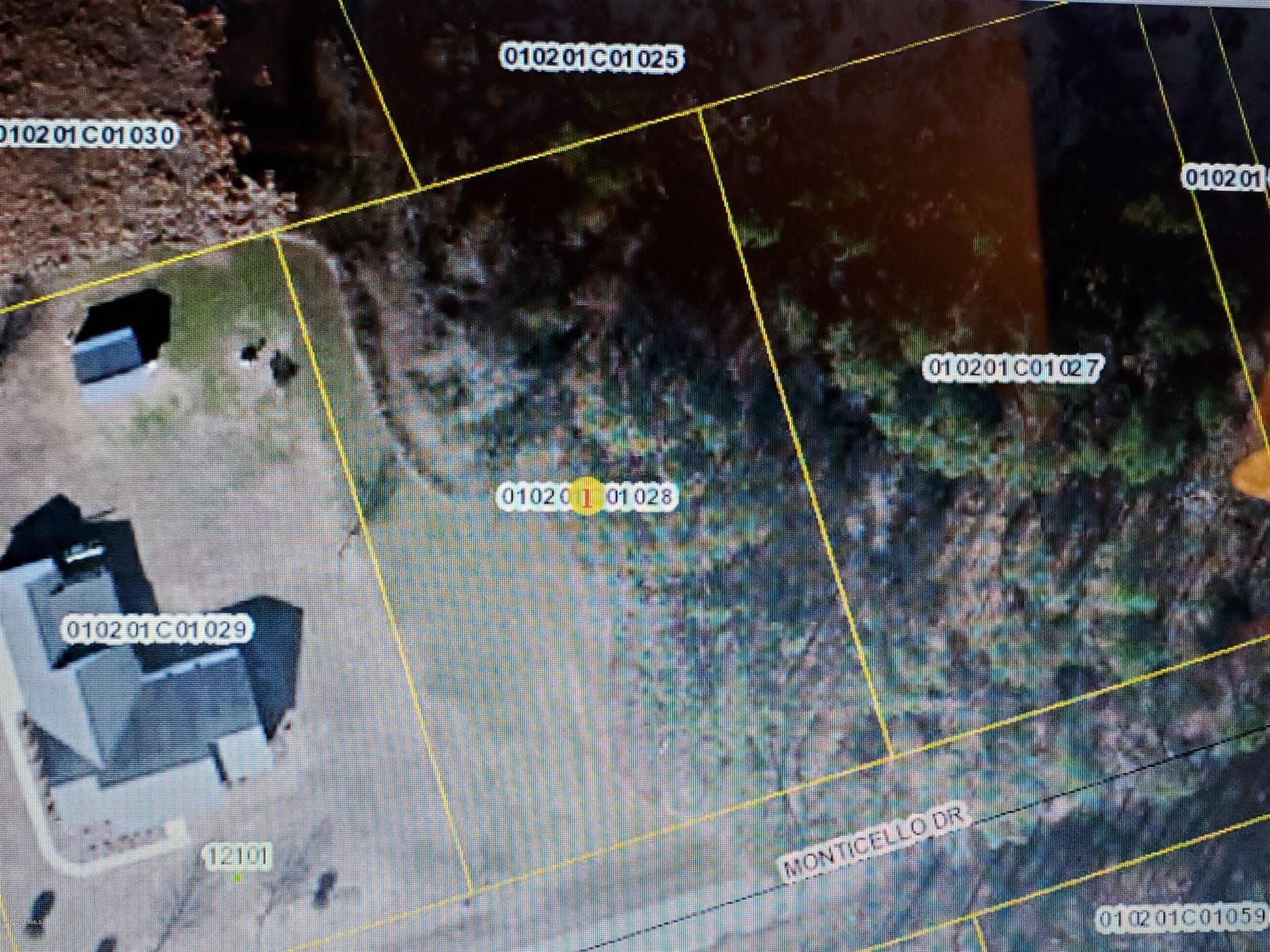 Photo of Tbd Monticello Drive, Laurinburg, NC 28352 (MLS # 100205332)