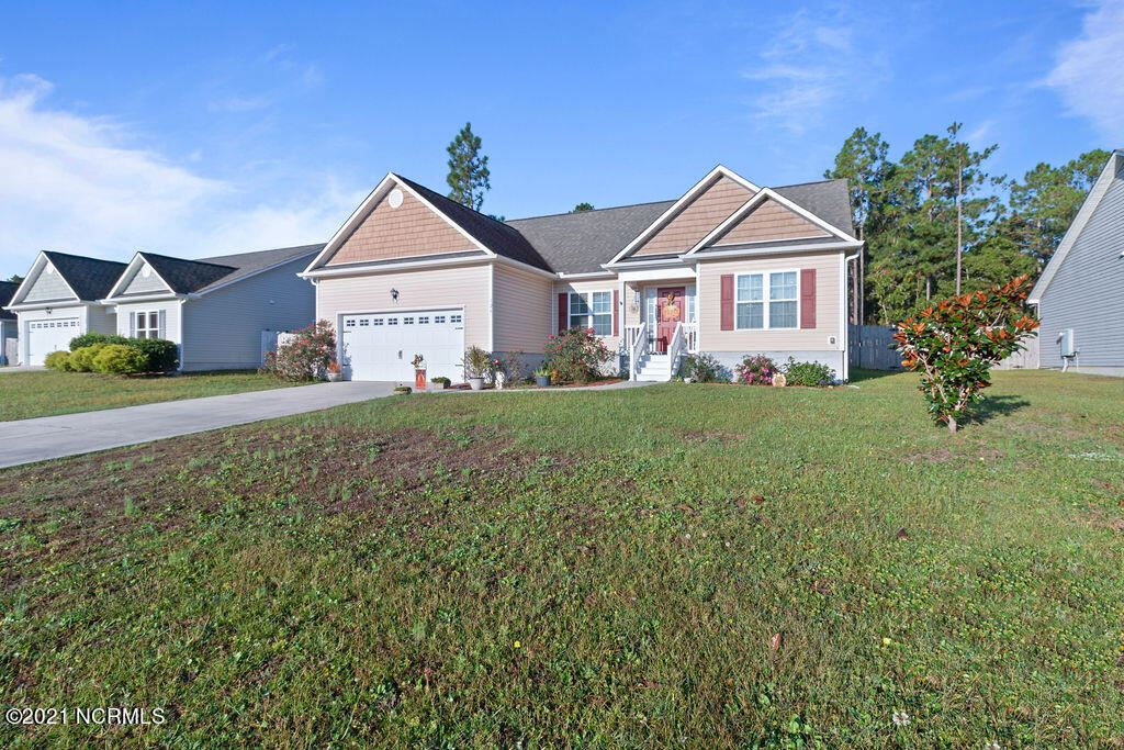 Photo of 126 Dixon Road, Holly Ridge, NC 28445 (MLS # 100295332)