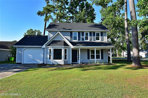 Photo of 110 S Forest Drive, Havelock, NC 28532 (MLS # 100277333)