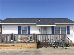Photo of 1403 N Topsail Drive, Surf City, NC 28445 (MLS # 100178334)