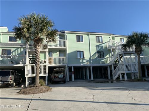 Photo of 1606 Sand Dollar Court #1606, Kure Beach, NC 28449 (MLS # 100269334)